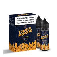 Жидкость Tobacco Monster Salt Smooth (15 мл х 2)