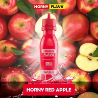 Жидкость HORNY FLAVA Red Apple (65 мл)