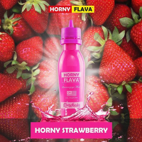 Жидкость HORNY FLAVA Strawberry (65 мл)